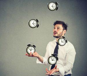Parkinsons Law of Delay